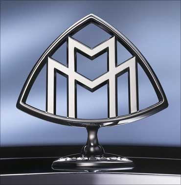 Which car sports this logo?