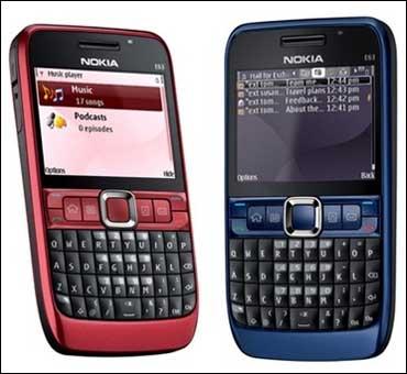 Nokia E-series.