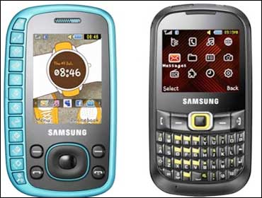 Samsung Corby.