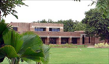 Mudra Institute of Communication.