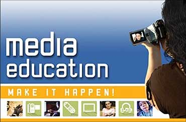 Media education.