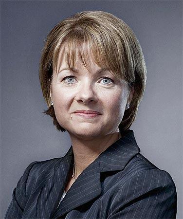 Angela F Braly.