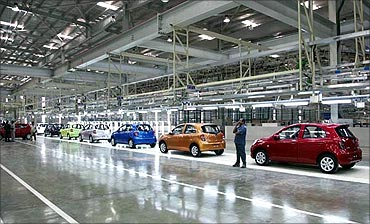 Manufacturing sector expected to perform well.
