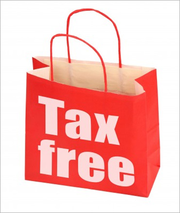 Taxable can become tax-free.