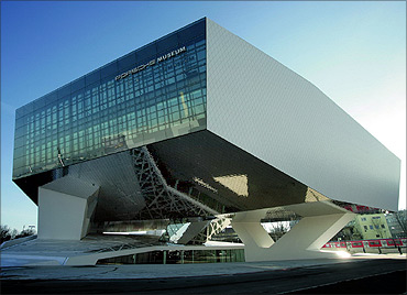 Porsche museum.