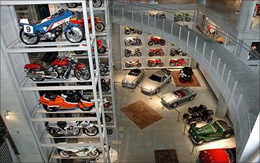 Porsche Museum.