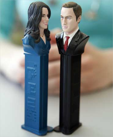 Pez dispensers.