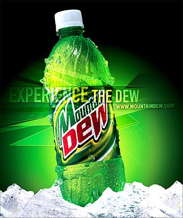 Mountain Dew.