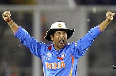 Sachin Tendulkar is still playing well.