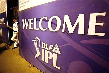 IPL is a money-making enterprise.