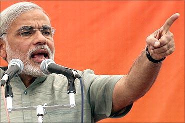 Narendra Modi has resisted the cash award idea.