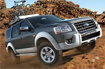 Ford Endeavour.