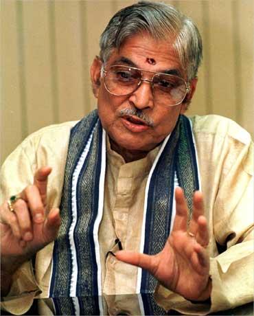 Murli Manohar Joshi.
