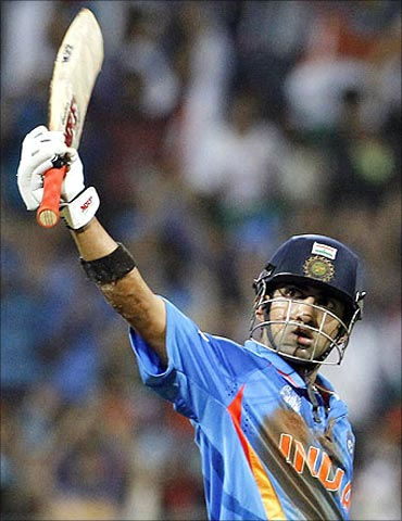 Gautam Gambhir.