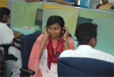 EuroAble: A call centre with a human face - Rediff com Business