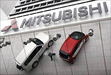 Mitsubishi could enter the sector.