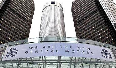 General Motors plans to enter the fray.