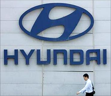 Hyundai is another possible entrant.