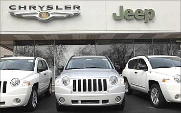 Chrysler could be another competitor.