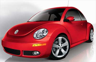 Beetle is an iconic brand.