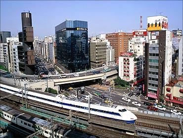Tokyo.