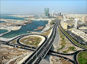 Bahrain was the first Gulf state to discover crude oil.