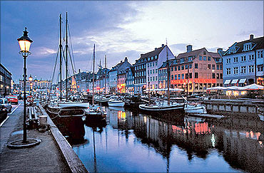 Prices are high in Denmark because of high taxes and lack of subsidies.