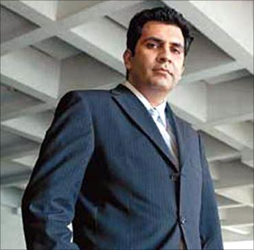 Sanjay Chandra is the public face of Unitech.