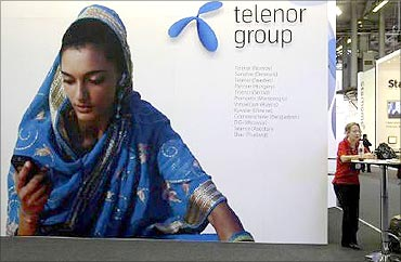 Unitech's ties with Telenor are not going that well.