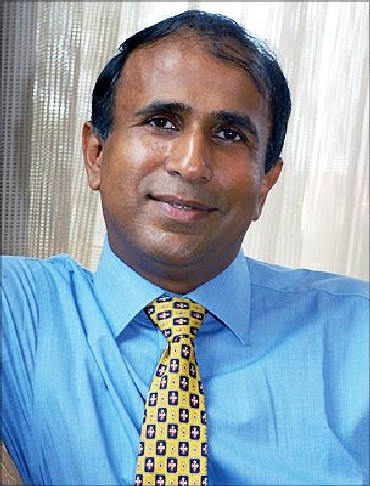 Krishnan Ganesh, co-founder and CEO of TutorVista