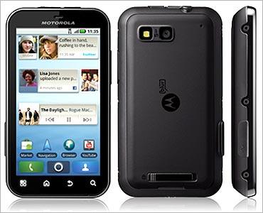 Motorola Defy is the best buy.