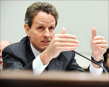 Timothy Geithner has been a guest.