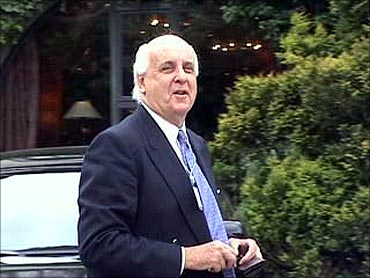Viscount Etienne Davignon denies the group is a global conspiracy.
