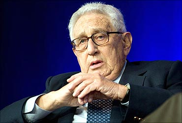 Henry Kissinger is a prominent member.