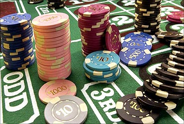 Casinos are back at doing what they do best: mint money.