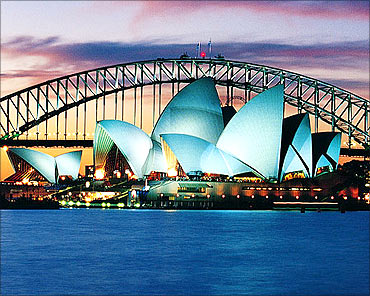Sydney.