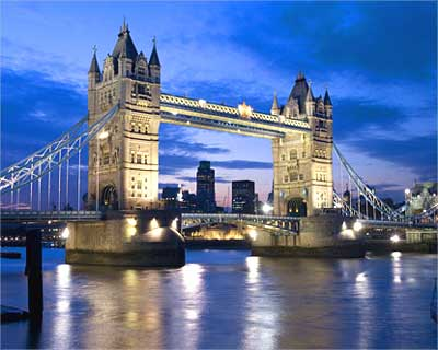 London Bridge, United Kingdom.