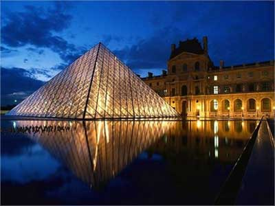 Louvre, Paris, France.