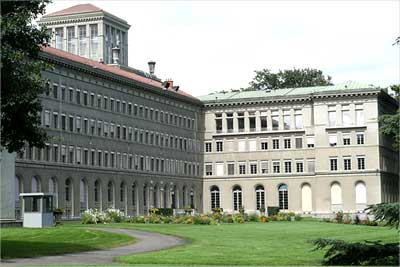 WTO headquarters, Geneva.