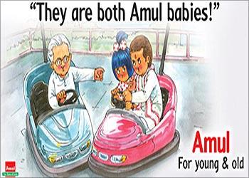 Advt on Rahul Gandhi.