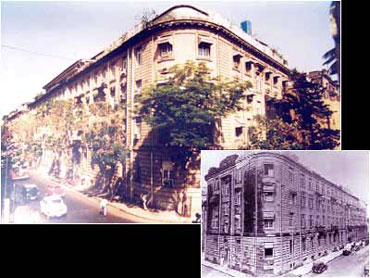 Bombay House, the headquarters of the Tata Group (1926).