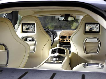 Aston Martin manufactures 8,000 units per year.