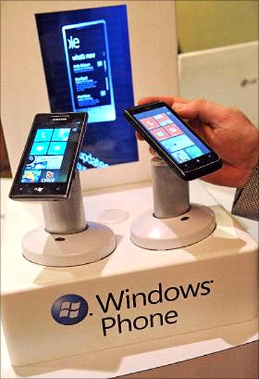 Windows Phone.