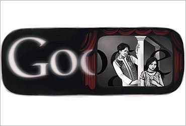 Google paid homage to Alam Ara.