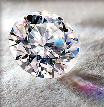 Why diamonds are NOT a girl's best friend