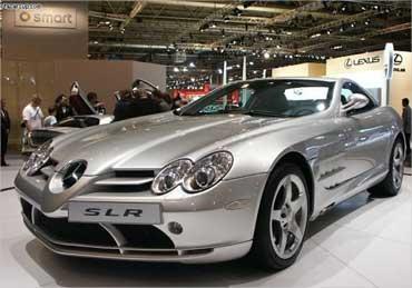 Mercedes-Benz SLR.