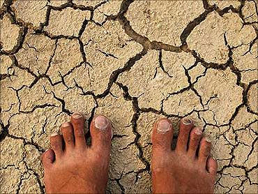 World is running out of water.