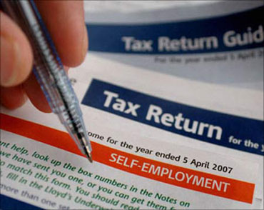 All about the new income tax return form