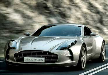the 10 costliest cars in india - rediff business