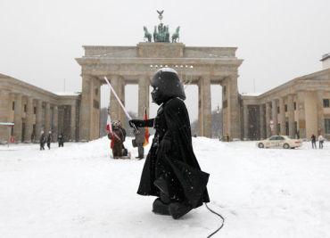 Service sector dominates Berlin's economy.
